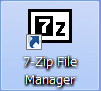 7-Zipアイコン