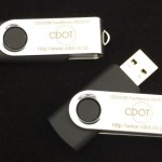 TP501black USBメモリー UVインクジェット印刷
